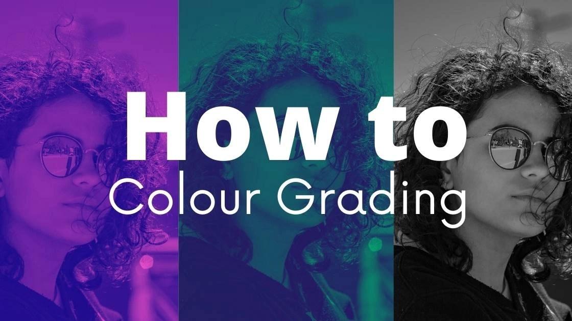 Kinemaster Colour grading