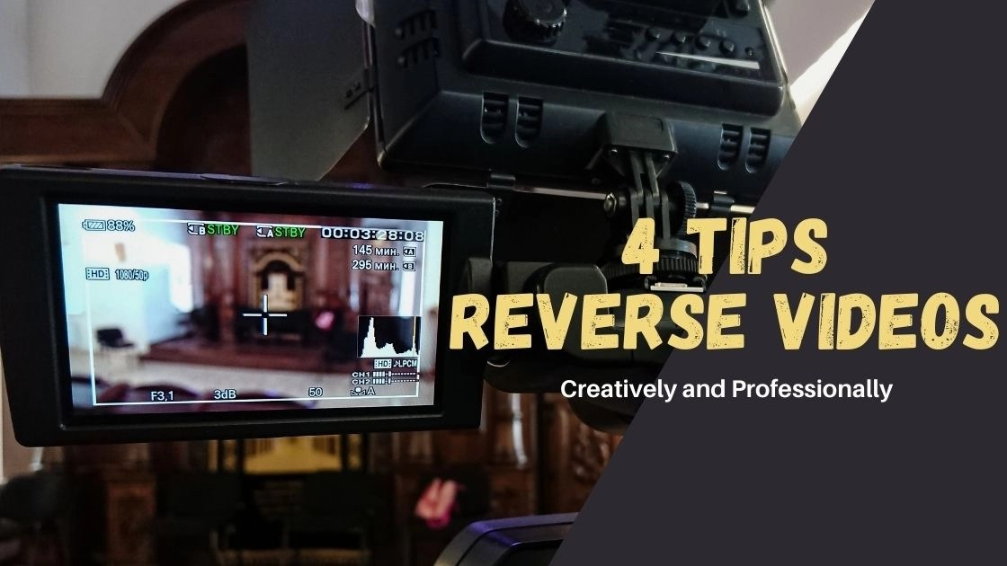 how to reverse videos on pc