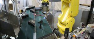Fanuc 3D robot vision
