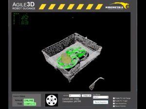 Agile 3D bin picking