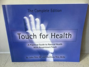 Touch for Health / Kropsafbalancering