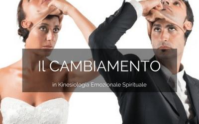Valutare il Cambiamento con la Kinesiologia Emozionale Spirituale