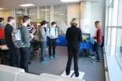 Expérimentation du lociel SquatPhy développé par l'équipe du Projet TekPhy