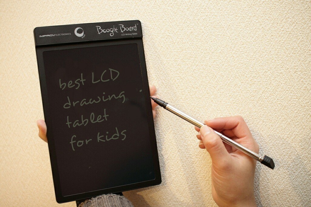 Looking for the best LCD drawing tablet for kids? This page gives an overview of some of the best tablets!