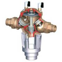 Distributor Backflow Preventer | zBACK Fig. 406 - ZETKAMA