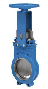 ORBINOX - Knife gate valve - EX (SER.10) - Unidirectional