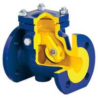 Swing Check Valve | Zetkama Fig. 302