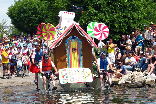 kinetic sculpture race winner