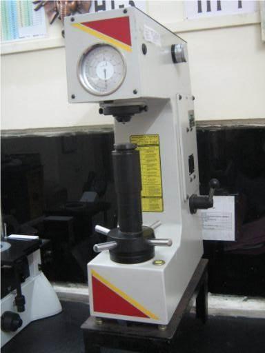 RAB type Hardness Testers (FIE Make & Saroj Make)
