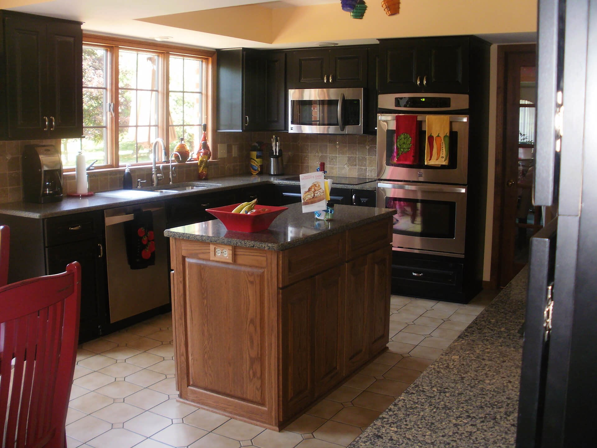 remodel works bath & kitchen farmhouse islands kinetic and gallery photo 2