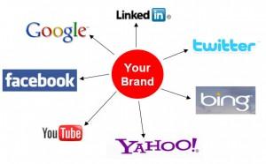 Website Digital Footprint Ownership Modern Full Width Responsive Design by Kinetic Knowledge