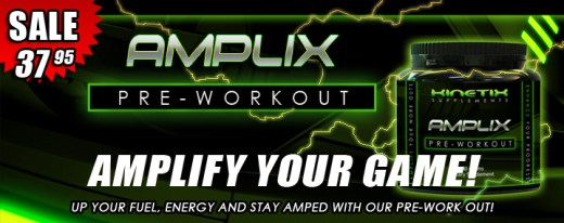 Amplify your game!