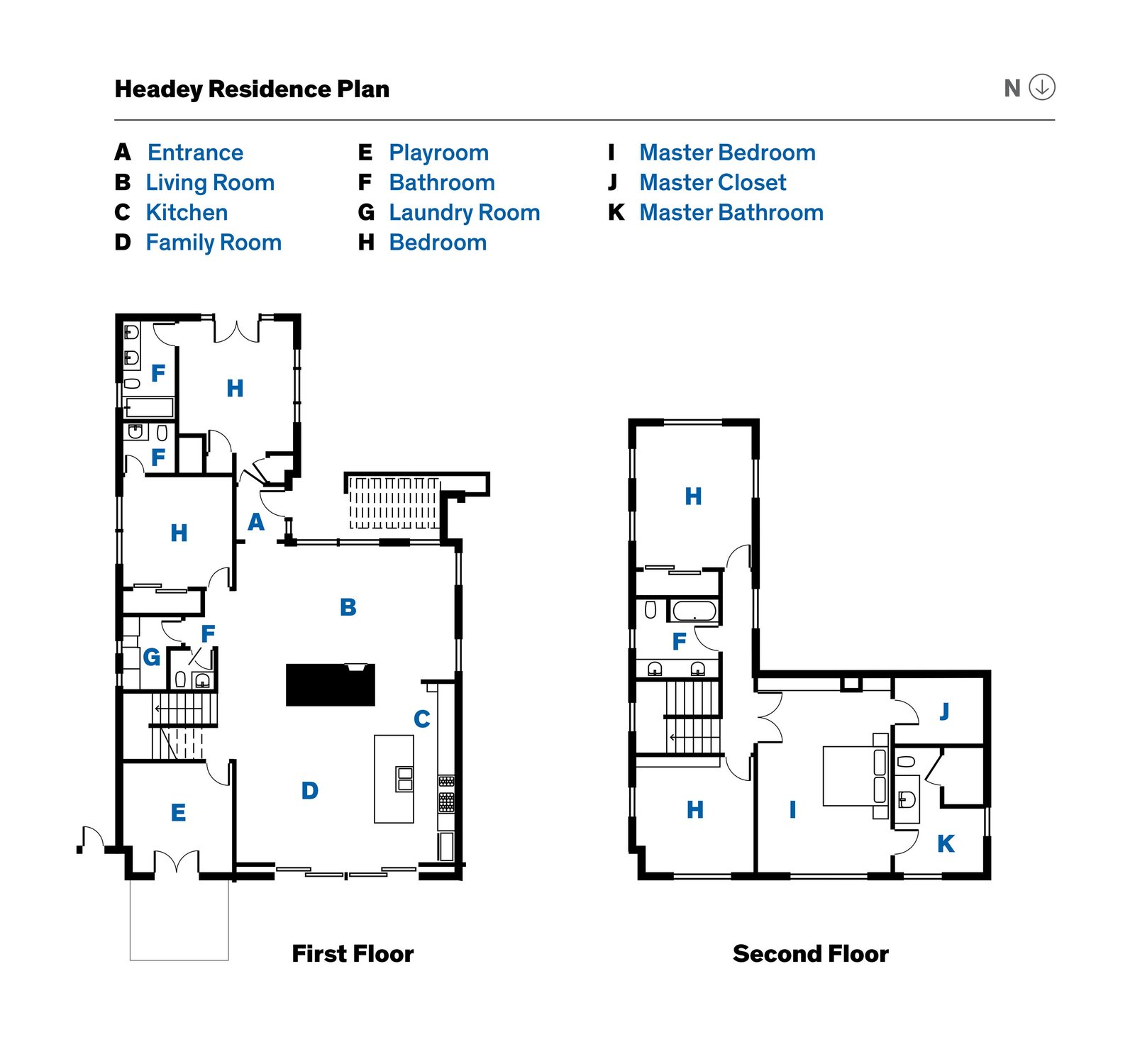 Lena Headey house plan