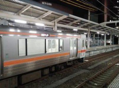 静岡で見る各駅停車