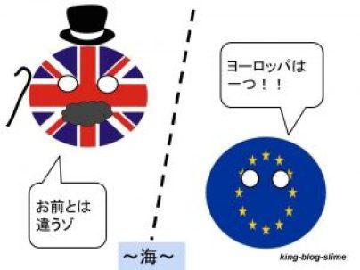イギリス人の島国意識