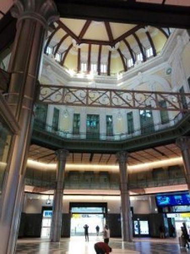 東京駅駅舎のドーム