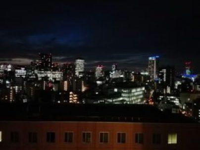 御茶ノ水の夜景