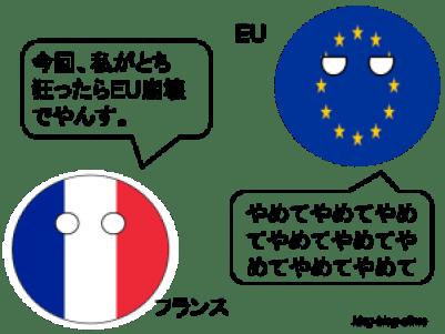EUとフランス