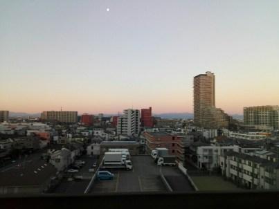上越新幹線の車窓①