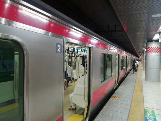 東京駅(京葉線)②