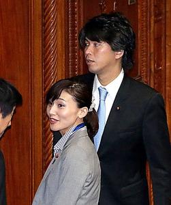 イクメン宣言宮崎謙介の裏の顔は超ゲス不倫男!!前の妻とも女関係が原因で離婚!?