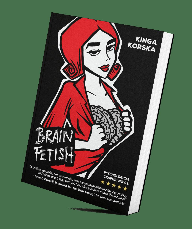 Brain Fetish Book