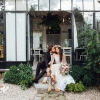 Plener ślubny w Polnej Zdrój