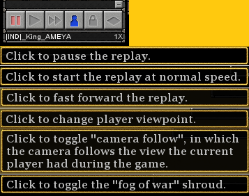 Playbacks - How to View 3