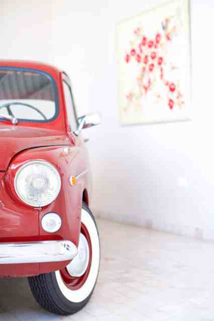A Fiat for you my darling