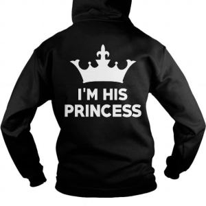 Prince and Princess hoodies
