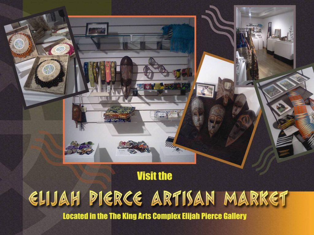 Elijah Pierce Artisan Market