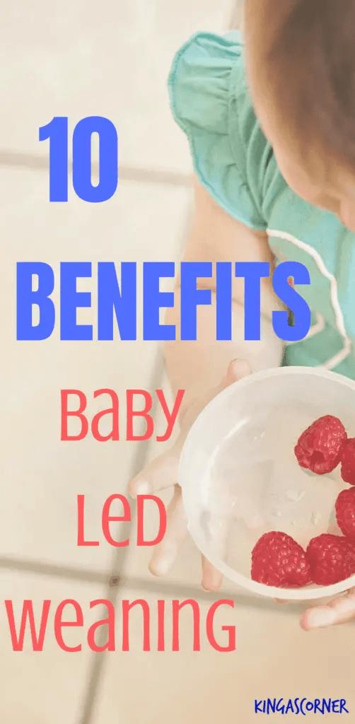 Beneficiile 10 ale înțărcăturii cu bebeluș | Pro și contra BLW