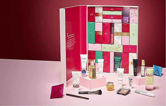 M&S beauty advent calendar