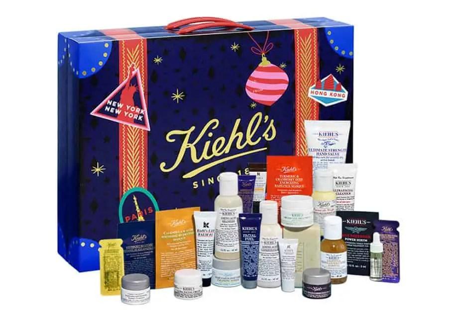 Kiehls advent calendar