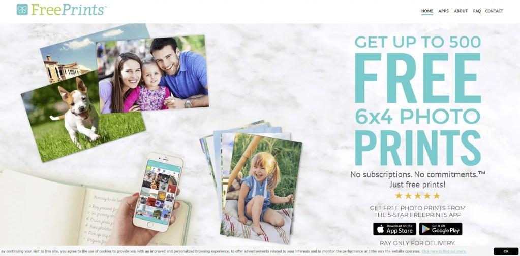 free prints - best apps for parents