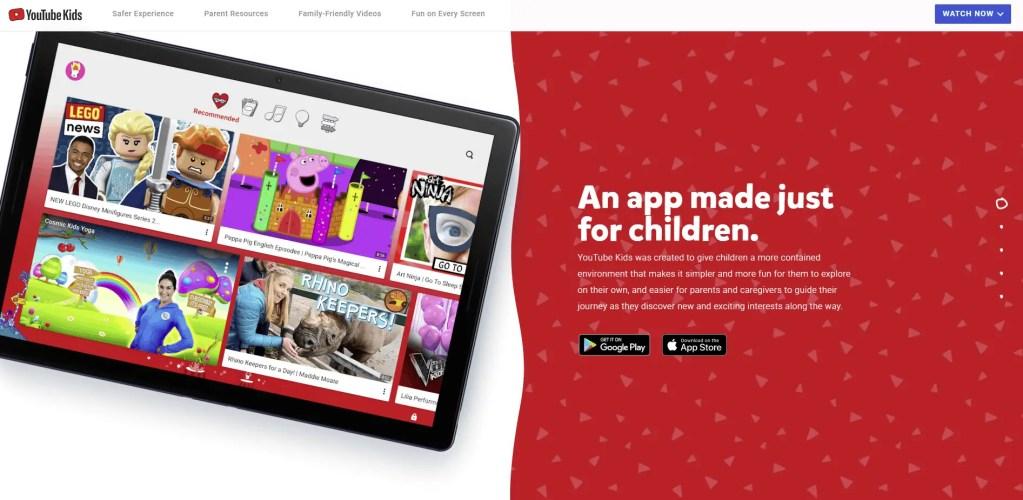 youtube kids app - best apps for parents