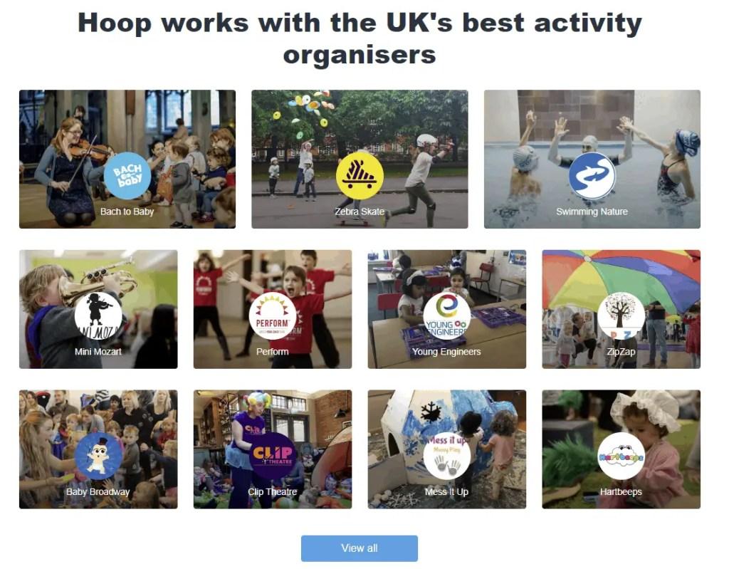 hoop - best apps for parents
