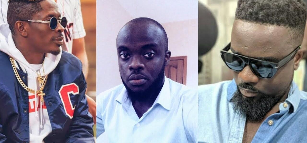 Kwadwo Sheldon, Sarkodie and Shatta Wale