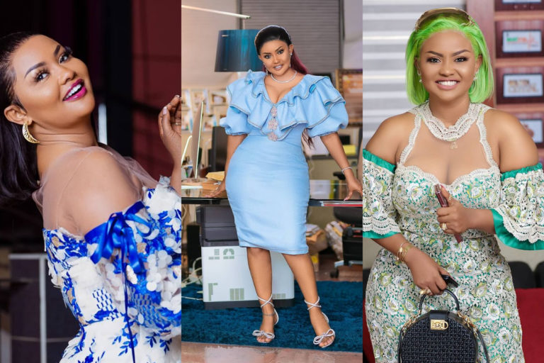 Nana Ama Mcbrown Biography: Net Worth, Career, Movies, Awards, Date of Birth, Age, Education, Relationship, Instagram