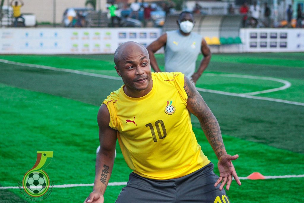 Andre Ayew Biography: Net Worth, Date of Birth, Age, Hometown, Career, Family, Relationship, Awards