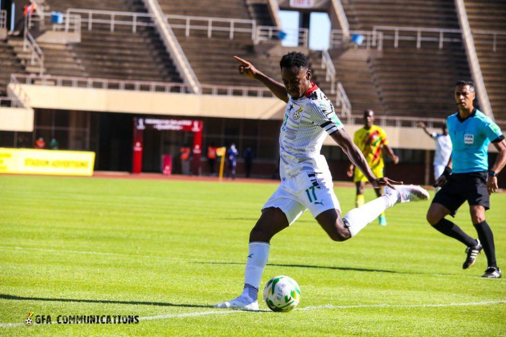 Ghana Defender Baba Rahman Reacts To Black Stars Win In Zimbabwe