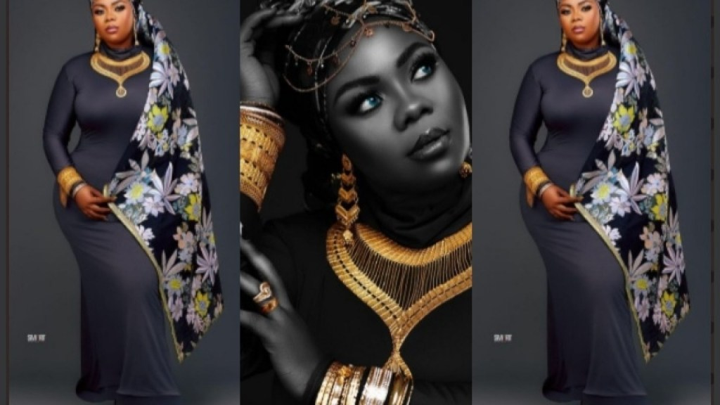 Empress Gifty Puts Her Curves On Display In Slayqueen Photos To Celebrate Her Birthday