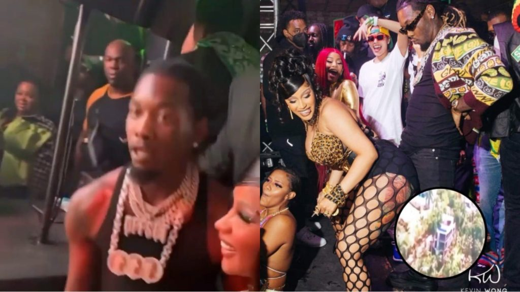 Offset Buys Mansion For Wife Cardi B As Her 29th Birthday Present