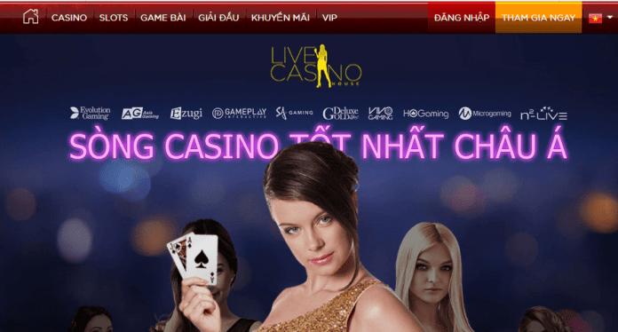 chơi sicbo online ăn tiền tại live casino house