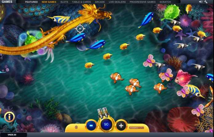 bắn cá online đổi thưởng tại casino uy tín