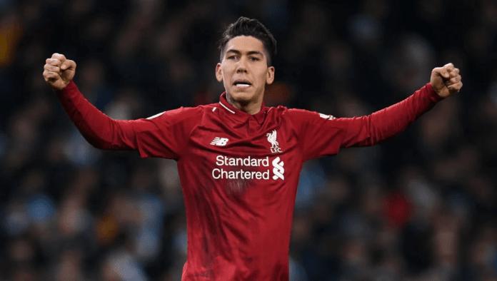 TOP 10 chân sút thong trị hàng tiền đạo bóng đá thế giới 2019 - Roberto Firmino