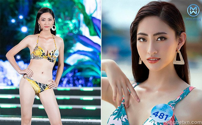 ảnh bikini 2 mảnh tan hoa hậu việt nam 2019 lương thùy linh