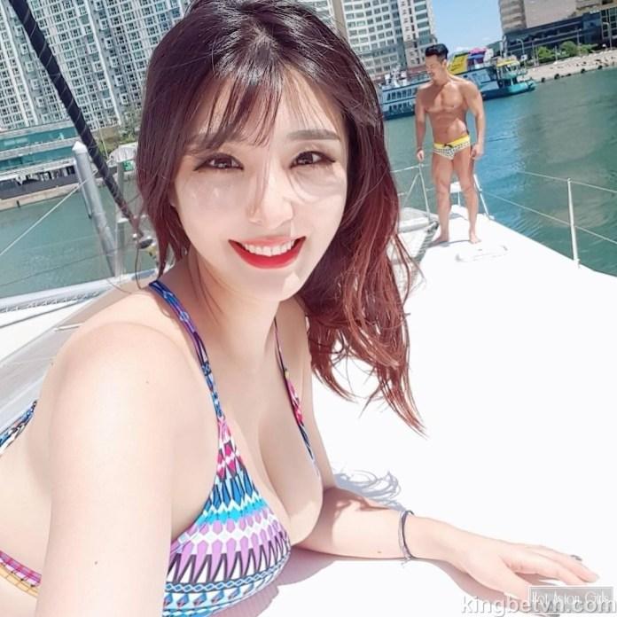 ảnh nóng park hyun seo nữ giảng viên mặc bikini sexy nhất hàn quốc