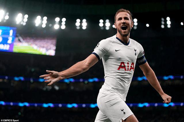 Tottenhamlội ngược dòng ngoạn mục trước đội khách Olympiacos.