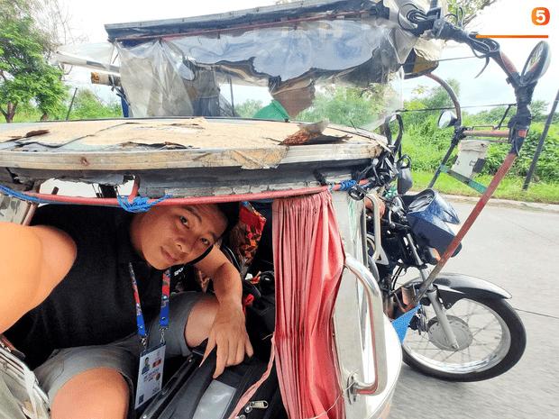 Khám phá giao thông Philippines trong những ngày Sea Games 30